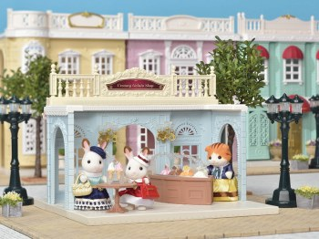 Calico Critters Creamy Gelato Shop