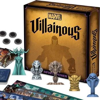 Disney Villainous Marvel Infinite Power