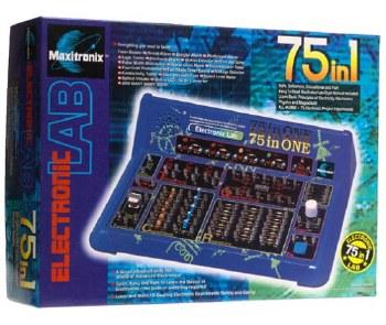Elenco Electronic Lab 75 In 1