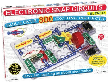 Elenco Snap Circuits 300in1