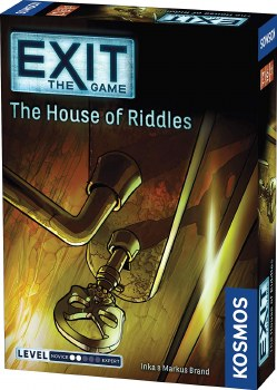 Exit The Game -- The House Of Riddles