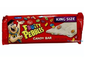 Fruity Pebbles Candy Bar