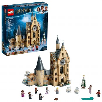 Lego Harry Potter Hogwarts Clock Tower 75948