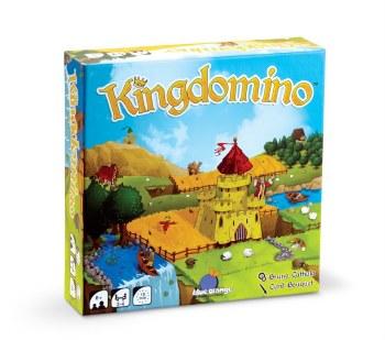 Kingdomino Blue Orange Games