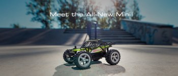Litehawk Mini Scout Rc Car
