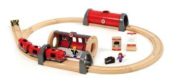Brio Metro Railway Set 33513