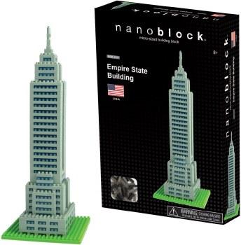 Nano Block Empire State Building