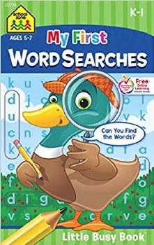 School Zone Word Searches