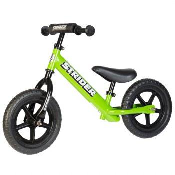 Strider Balance Bike Sport Green