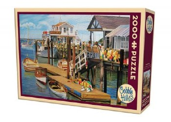 Cobble Hill 2000pc Summer Pier
