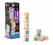 Learning Resources 10 To The Top Math Game