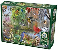 Cobble Hill 1000pc Birds Of The Season