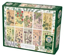 Cobble Hill 1000pc Botanicals By Verneuil