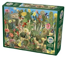 Cobble Hill 1000pc Cactus Garden
