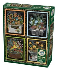 Cobble Hill 1000pc Floral Objects