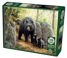 Cobble Hill 1000 Pc Mama Bear