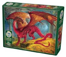 Cobble Hill 1000pc Red Dragon Treasure