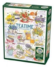 Cobble Hill 1000pc Tea Time