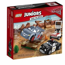 Lego Jr. Cars 3 Willy's Butte Speed Training 10742