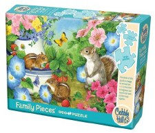 Cobble Hill Family 350 Pieces Chippy Chappies
