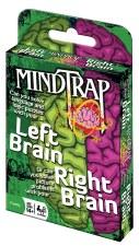 Mind Trap Left Brain Right Brain