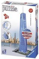 Ravensburger 216pc One World Trade Center 3d