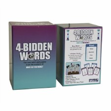 4-bidden Words Game