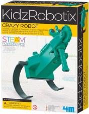 4m Crazy Robot Kidzrobotix