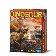 4m Dig A Dino Velociraptor