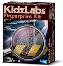 4m Detective Science Fingerprints Set