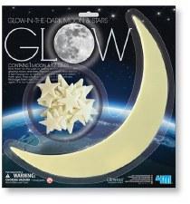 4m Glow Moon & Stars