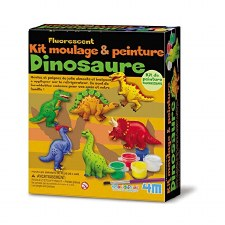 4m Glow Mould & Paint Dinosaur