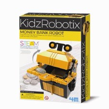 4m Kidzlab Money Bank Robot