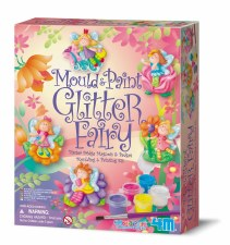 4m Mould & Paint Glitter Fairy