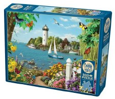 Cobble Hill 500pc By The Bay
