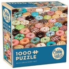 Cobble Hill 500pc Modular Box Doughnuts