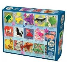 Cobble Hill 500pc Origami Animals