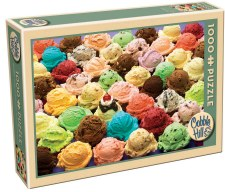 Cobble Hill 1000pc Ice Cream 80061