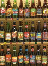 Cobble Hill 1000pc Beer Collection