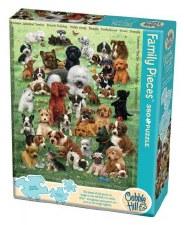 Cobble Hill Family 350pc Puppy Love