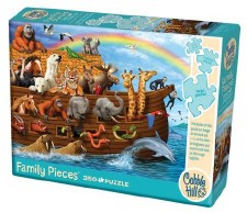 Cobble Hill Family 350p Voyage Of The Ark