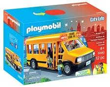 Playmobil School Bus 5680