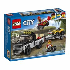 Lego City Atv Racer Team