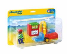 Playmobil 123 - Forklift