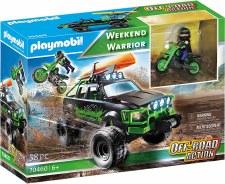 Playmobil Weekend Warrior Off Road Action 70460