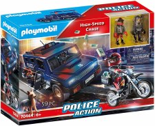 Playmobil Police Action High Speed Chase