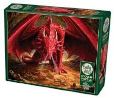 Cobble Hill 1000pc Dragons Lair