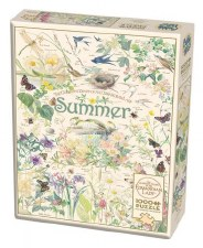 Cobble Hill 1000pc Country Diary: Summer