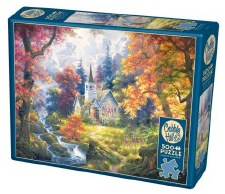 Cobble Hill 500pc Chapel Of Hope