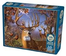Cobble Hill 500pc Deer & Pheasant